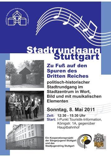 Stadtrundgang Stuttgart - Solitude-Gymnasium