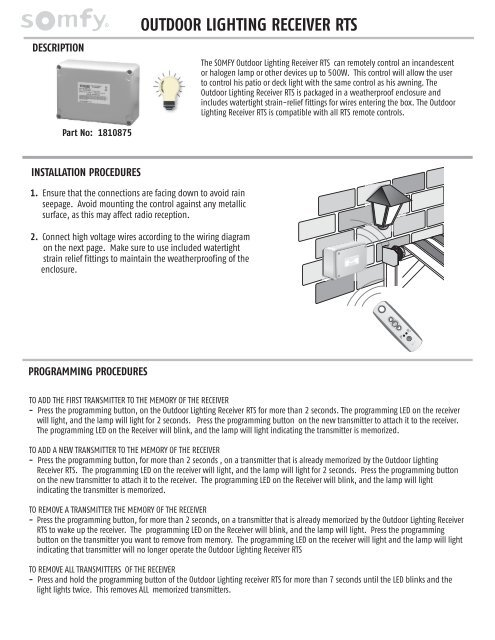 Patio Lights Wiring Diagram - Wiring Diagrams on