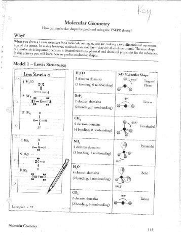 Worksheets Geometry Worksheets Answers molecular geometry worksheet answers 17 best ideas about on pinterest chemistry worksheets for school
