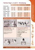 Ausbildungen in Vrindavan, Nordindien - Sivananda Yoga - Seite 7