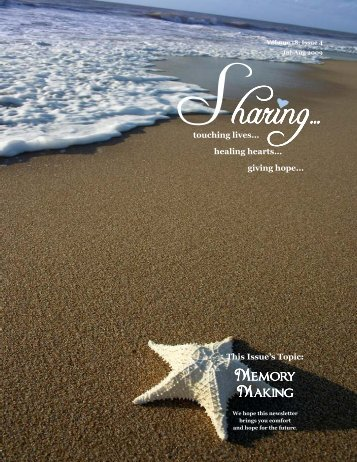 July-Aug 09 - Share Pregnancy & Infant Loss Support, Inc.