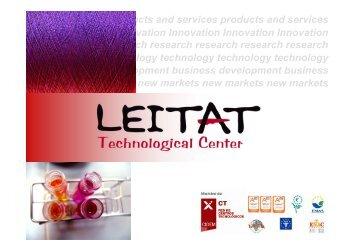 Innovative textile finishing - Project T-Pot