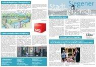 Liebe Leserin, lieber Leser,>Impressum ... - SPD Siegen