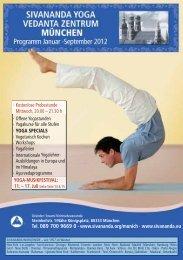 Special Satsangs & Spirituelle Feste - Sivananda Yoga
