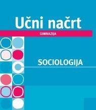 SOCiOLOGija - Portal Ministrstvo za Å¡olstvo in Å¡port