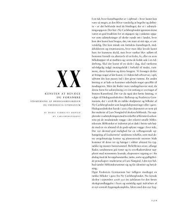 XX. - Ny Carlsbergfondet