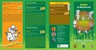 Flyer- Ferien im Westerwald - Abenteuer für Kinder 2012
