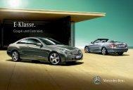 E-Klasse. - Mercedes-Benz Hellas