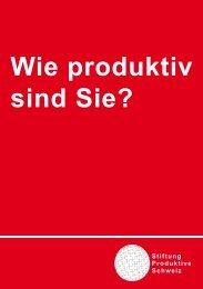 SPI - Stiftung Produktive Schweiz