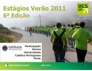 Banco Espírito Santo - Universidade Católica Portuguesa