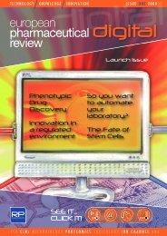 Proteomics - European Pharmaceutical Review