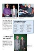 Yhdistyksen jäsenlehti 8/11, PDF tiedosto - Helsingin ... - Page 5