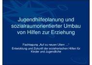 Hilfen zur Erziehung - Orbit-jena.de