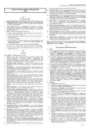 Ogólne warunki umowy kompleksowej (OWU) - Urząd Regulacji ...