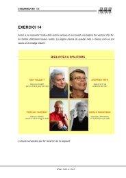 Exercici 14 - Xelu.net