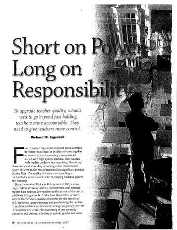 Short on Power Long on Responsibility.pdf