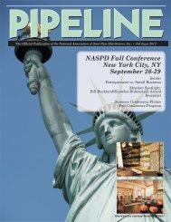 NASPD Fall Conference New York City, NY September 26-29