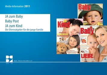 JA zum Baby Baby Post JA zum Kind