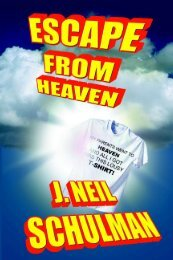 Escape from Heaven (24 page sample) - Pulpless