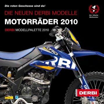 MOTORRÄDER 2010 - Piaggio-Transporter