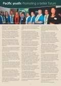 Quarterly newsletter: March 2011 - Agencies for Nutrition Action - Page 6