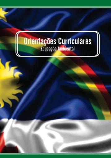 Orientações Curriculares - Secretaria de Educação de Pernambuco