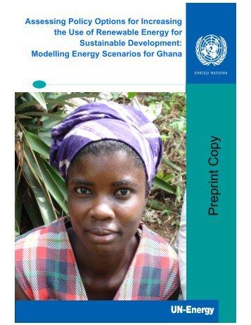 Ghana - UNEP