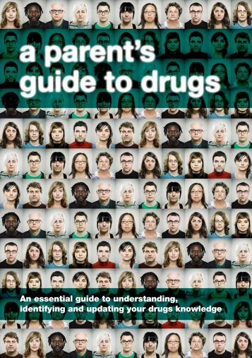 Download a parent's guide to drugs - States of Jersey