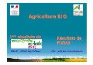 diaporama - Direction régionale de l'alimentation, de l'agriculture et ...