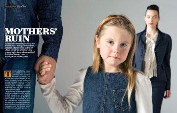 MOTHERS' RUIN - Christine Toomey