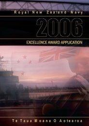 NEW NAVY BOOKLET - Royal New Zealand Navy