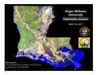 Garret Graves - Roger Williams University School of Law