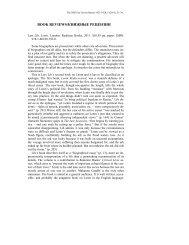 NEP Vol. 5 book review - Robert Mayer.pdf - UMD d-Commons
