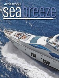 Download the LATEST issue of Seabreeze ... - Simpson Marine