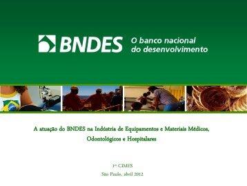 Palestra Pedro Palmeira - BNDES