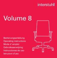 Volume 8 - Interstuhl