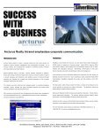 Arcturus Realty Intranet emphasizes corporate ... - SilverBlaze - Page 2
