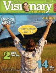 Happy Sabbath Jesus! - Ellen G. White ® Estate