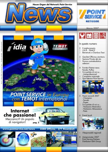Internet che passione! - Point Service