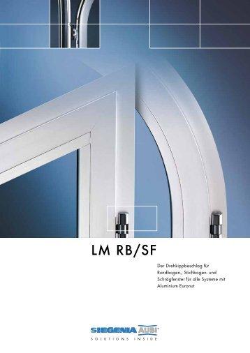 LM RB/SF - SIEGENIA AUBI