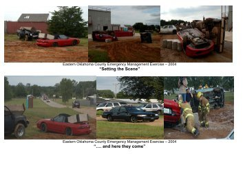Emergency Management Exercise – 2004 - Oklahoma County
