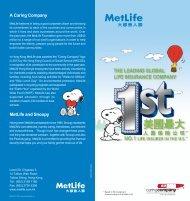 Download MetLife Corporate Brochure