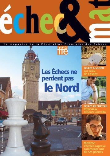 le Nord - Fédération Française des Échecs
