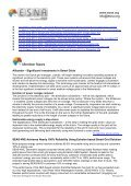Newsletter // February 2011 - ESNA - Page 2