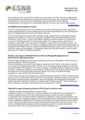 Newsletter // February 2011 - ESNA - Page 4