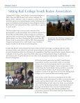 Horsemanship Journal December 2012 - Sitting Bull College - Page 2