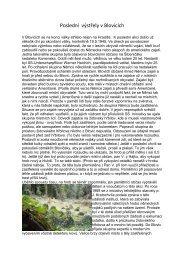 Poslední výstřely v Blovicích - Info Blovice