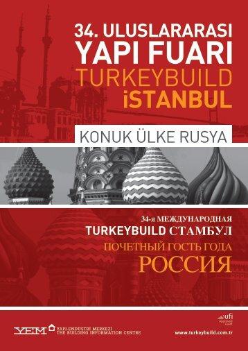 TURKEYBUILD iSTANBUL - Yapı Fuarı