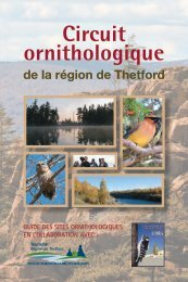 Guide - Tourisme Chaudière-Appalaches