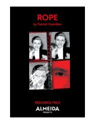Rope Resource Pack.qxp - Almeida Theatre